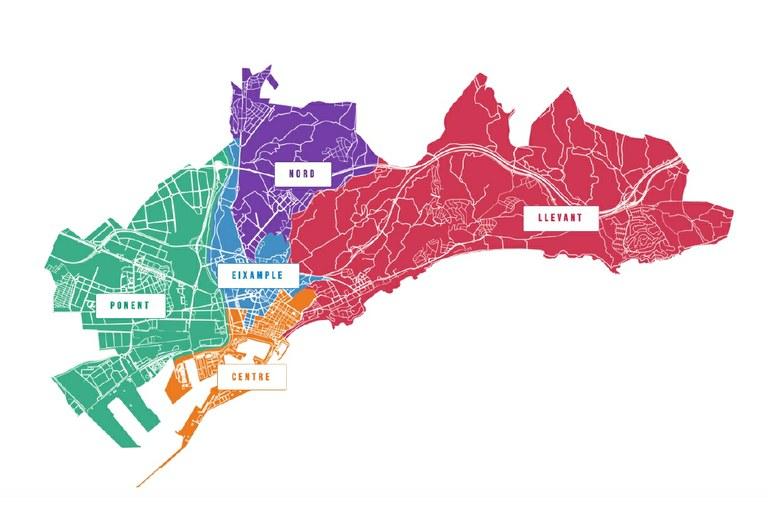 La Comissió Informativa dels Consells de Districtes aprova el seu reglament