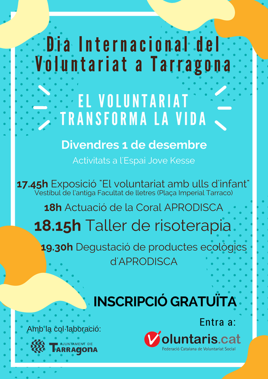Dia Internacional del Voluntariat