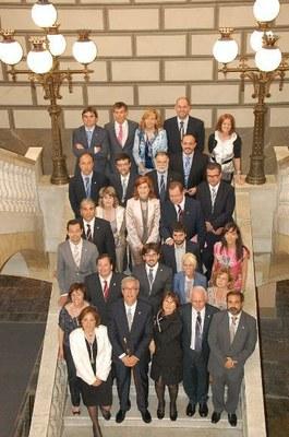 El Plenari aprova l'autorizació de la creació d'una AIE,  que minvarà les despeses de les empreses municipals