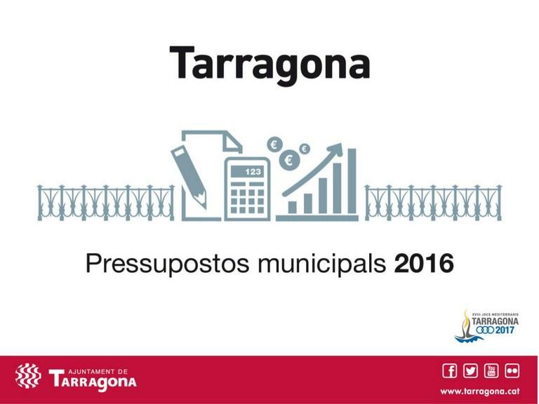 El pressupost municipal aposta per l'impuls a l'ocupació, els serveis socials, l'ensenyament i el comerç de proximitat