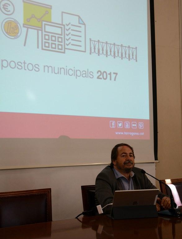 El pressupost de l'Ajuntament aposta pels serveis socials, l'habitatge, l'ocupació i el comerç