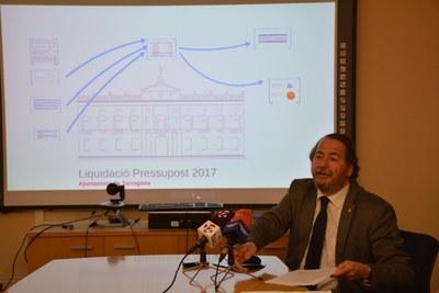 L'Ajuntament de Tarragona ha avançat els objectius del Pla de Sanejament en 2 anys
