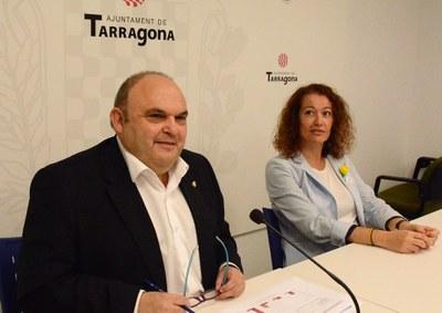 Jordi Fortuny: «L'Ajuntament està en una situació econòmica d'equilibri inestable»