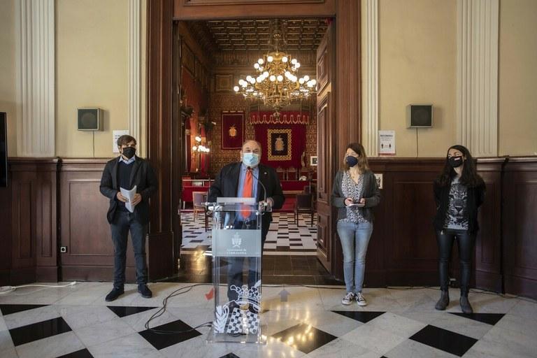 L'Ajuntament de Tarragona destinarà 12 milions d'euros en l'adquisició d'habitatge social, ajuts per la creació de nous negocis i altres inversions de ciutat