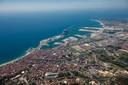 Imatge panoràmica Port Tarragona