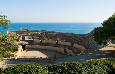Amfiteatre romà de tàrraco