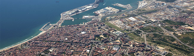 Panoràmica de Tarragona