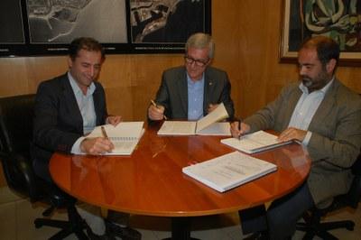 El passat 12 de juny es va signar el conveni per a la implantació del centre comercial Ikea a Tarragona