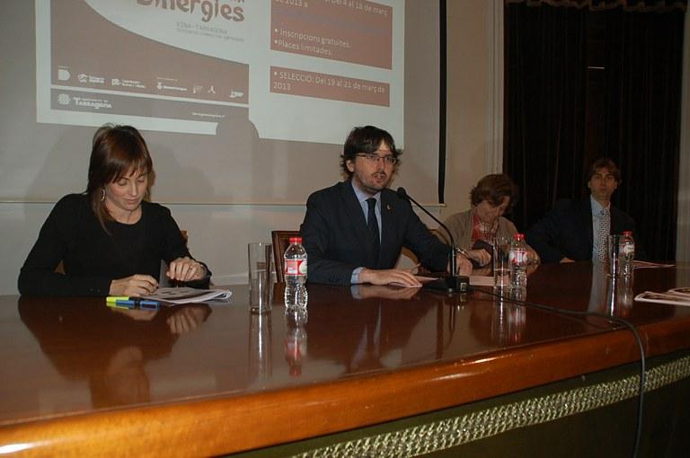 Engega el programa d'emprenedoria SINERGIES entre Tarragona i la Xina