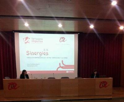 S'ha celebrat a Tarragona un congrés sobre la inversió empresarial Xina – Espanya
