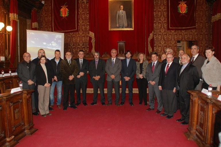 Trobada del Pacte per al Desenvolupament de la Química