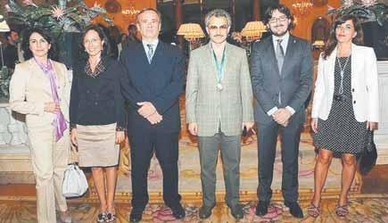 Un príncep saudita s'interesa per Tarragona