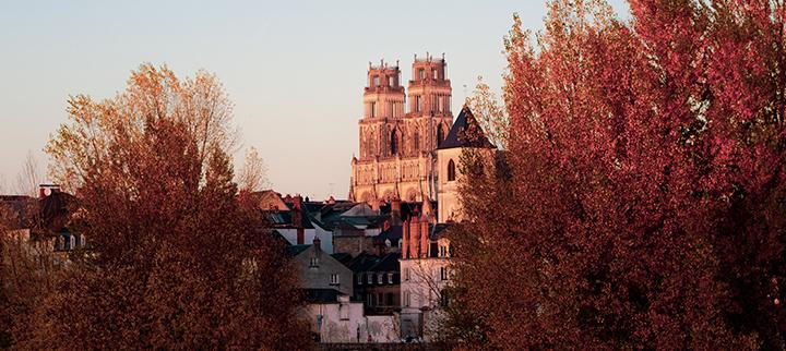 Orleans - ciutat germana de Tarragona