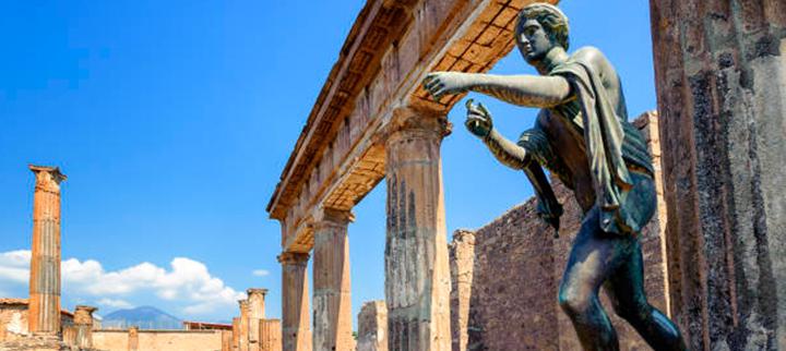Pompeia - ciutat germana de Tarragona