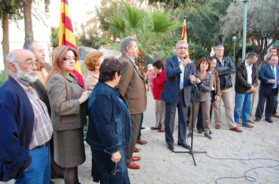 Inaugurades les obres de remodelació del parc Félix Rodríguez de la Fuente
