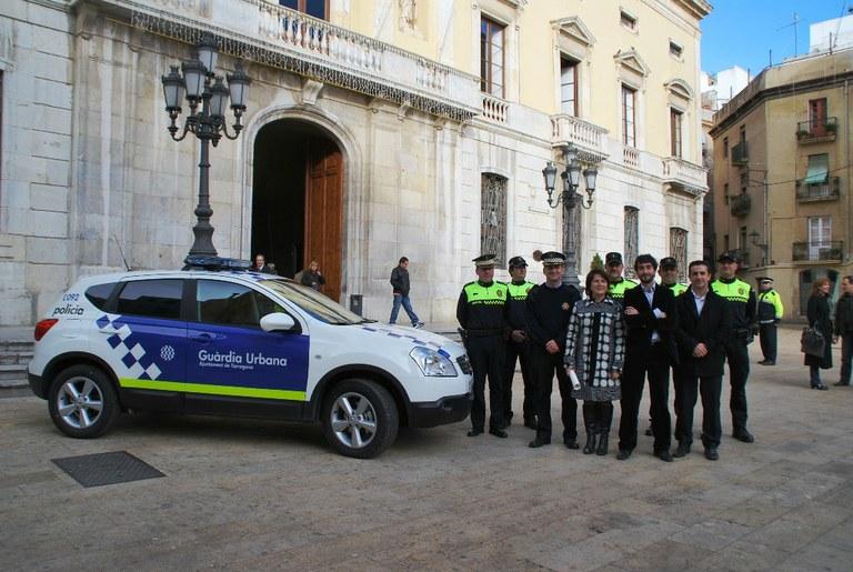 La Guàrdia Urbana presenta la Unitat de Medi Ambient