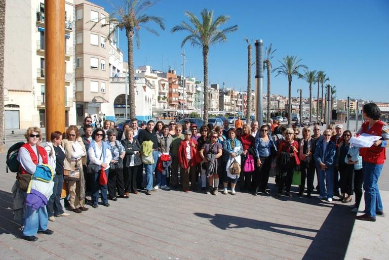 Trobada de voluntaris actius de Tarragona 2016