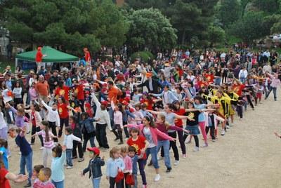 Unes 5.000 persones participen a la festa del II aniversari del Club dels Tarraconins