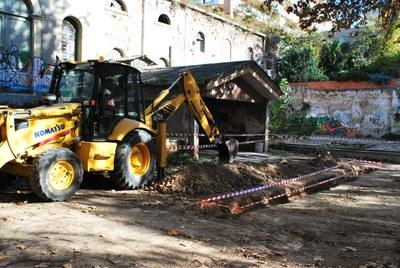 Aquest dimarts s'inicien les cates arqueològiques a l'edifici de la Chartreuse