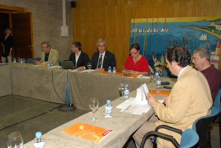 """Ballesteros:""""Tarragona 2022 serà el pla que definirà el projecte de ciutat amb la participació de tothom"""""""