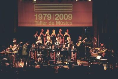 Concert en memòria del guitarrista Django Reinhardt en la 17a edició del Festival Internacional de Dixieland de Tarragona
