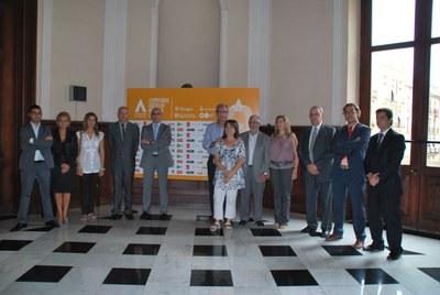 Definides les 14 colles participants al XXIII Concurs de Castells