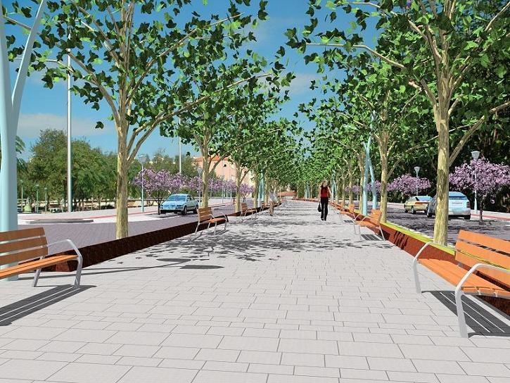 Dilluns s'iniciaran les obres de construcció de la Rambla Riu Segre i de l'edifici Espais de Trobada a Campclar
