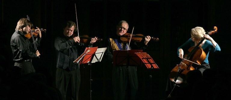 Diumenge s'inaugura el Festival Avui:Música amb el concert de Brodsky Quartet al Palau de Congressos