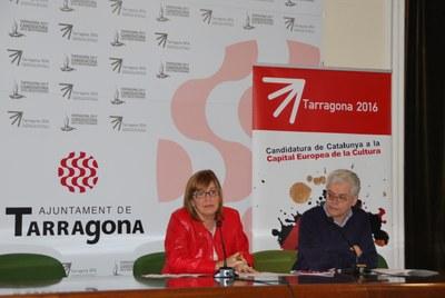 """Divendres s'inaugurarà l'exposició """"Tarragona 2016. Ens obrim a la cultura"""""""