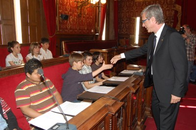 Al proper curs el Consell Municipal d'Infants treballarà el tema de les activitats a la ciutat