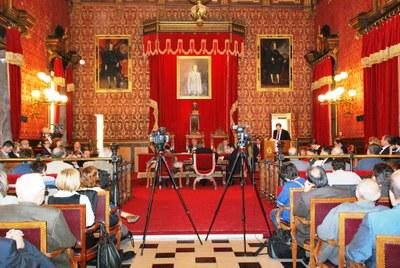 El Síndic de Greuges presenta l'informe d'actuacions del 2009
