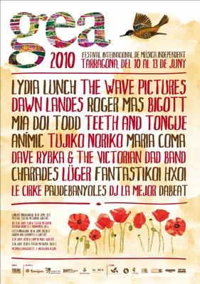 Engega Gea, el Festival de Música Independent de Tarragona
