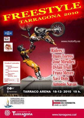 Aquest dissabte el Freestyle omplirà d'espectacle la Tarraco Arena Plaça