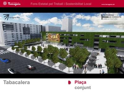 L'Ajuntament inicia la gran transformació urbanística de l'àmbit de la Tabacalera