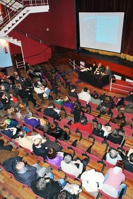 L'Ajuntament presenta el projecte Cultura 2010 a 200 persones