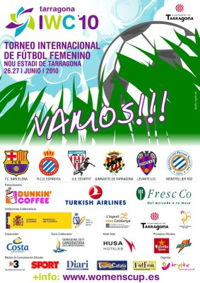 La 5a edició de la International Women's Cup es disputarà a Tarragona