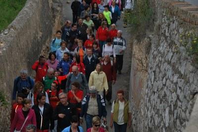 La Caminada Popular de primavera aplega 1.100 persones