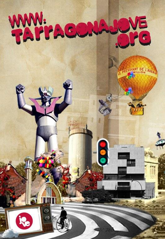 La Conselleria de Joventut presenta un nou disseny del web Tarragonajove.org