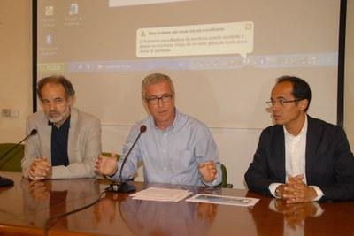 L'Ajuntament de Tarragona, satisfet per l'acord pactat amb Adif per avançar les obres de millora de l'estació de Tarragona