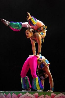 Miguel Bosé amb 'Cardio' i el Circ Acrobàtic Nacional de Pequín amb 'Dreams', seran els dos espectacles de pagament de les Festes de Sant Magí