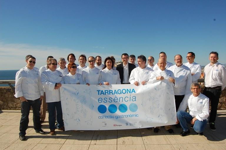 """Neix el col·lectiu gastronòmic """"Tarragona essència"""""""
