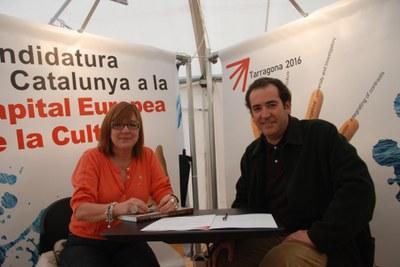 PIMEC s'adhereix a la Candidatura de Tarragona 2016