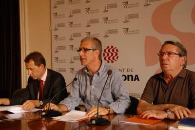 Tarragona comptarà amb dos plans directors d'aigua i clavegueram adaptats al futur creixement de la ciutat