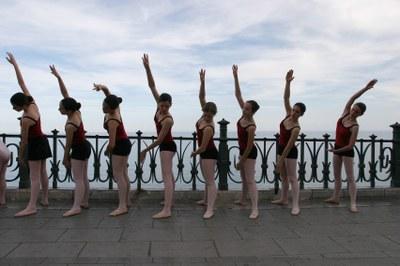 Tarragona es bolca a la dansa en el seu dia internacional