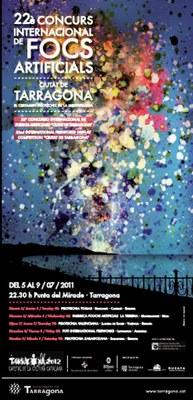22a edició del Concurs Internacional de Focs Artificials Ciutat de Tarragona
