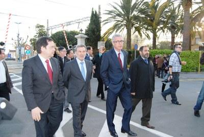 Adif modernitza i amplia l'estació de Tarragona
