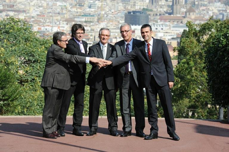 El Corredor Mediterrani ja és una prioritat per a la Comissió Europea