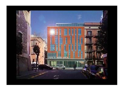 El Museu de la Setmana Santa s'ubicarà a la Rambla Vella