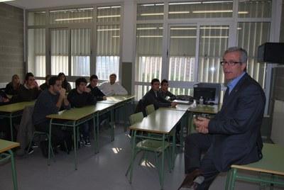 Josep Fèlix Ballesteros: 'Una ciutat només té futur si la gent que hi viu creu en les seves possibilitats'