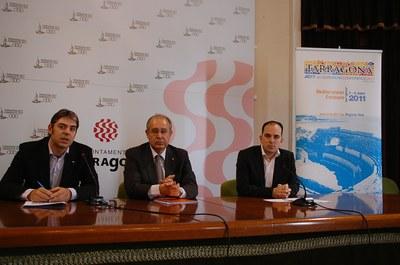 La Conferència Europea de la JCI portarà, al juny, a Tarragona, Federico Mayor Zaragoza, Anatoli Kàrpov i Sandro Rossell